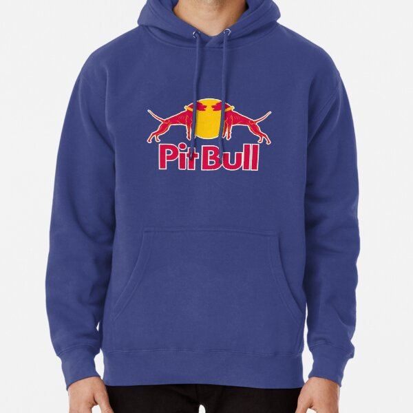 Pit Bull Pullover Hoodie