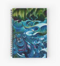 Free Floe Spiral Notebook