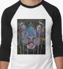 Panther Men's Baseball ¾ T-Shirt