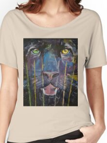 Panther Women's Relaxed Fit T-Shirt