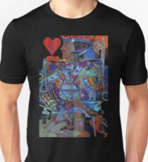 Jack of Lonely Hearts Unisex T-Shirt