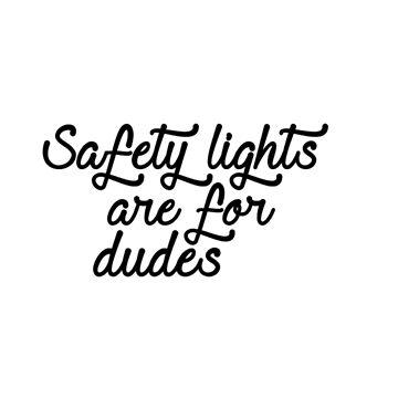 Las luces de seguridad son para los tipos Fancy de brendoodle