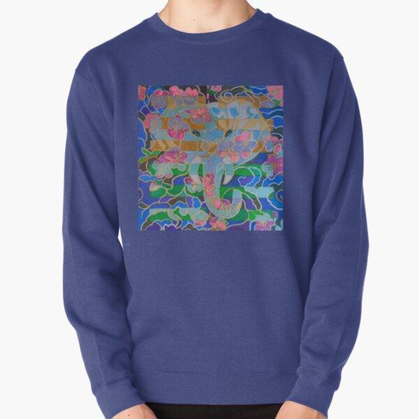 Hexagram 16: Yu (Enthusiasm) Pullover Sweatshirt