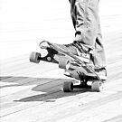 I Love Skateboarding by AnneDB