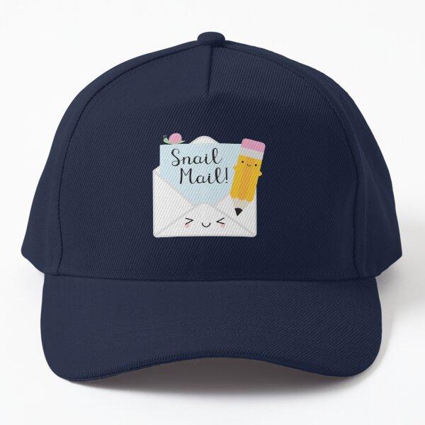 Kawaii Snail Mail Baseball Cap