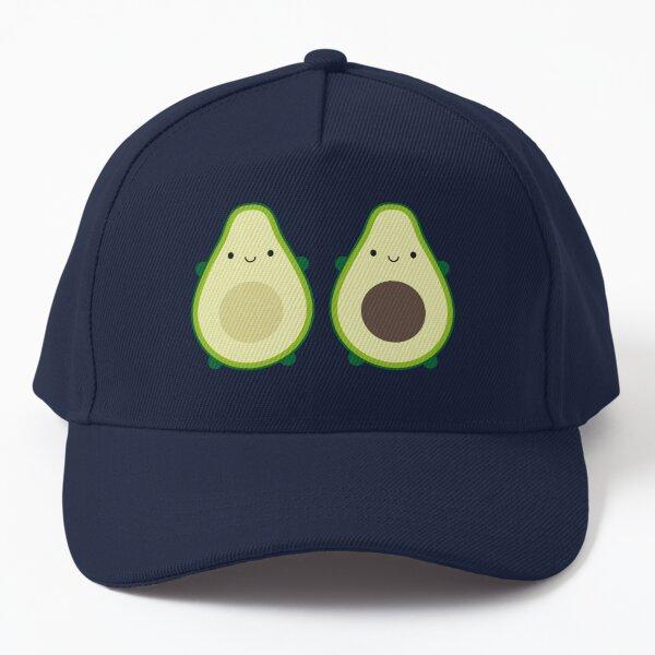Kawaii Avocados Baseball Cap