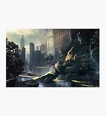 Crysis - New York Landscape Photographic Print