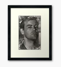 The Undercover DI Framed Print