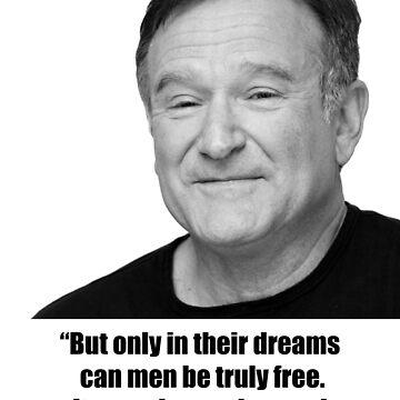 Robin Williams by ziadde