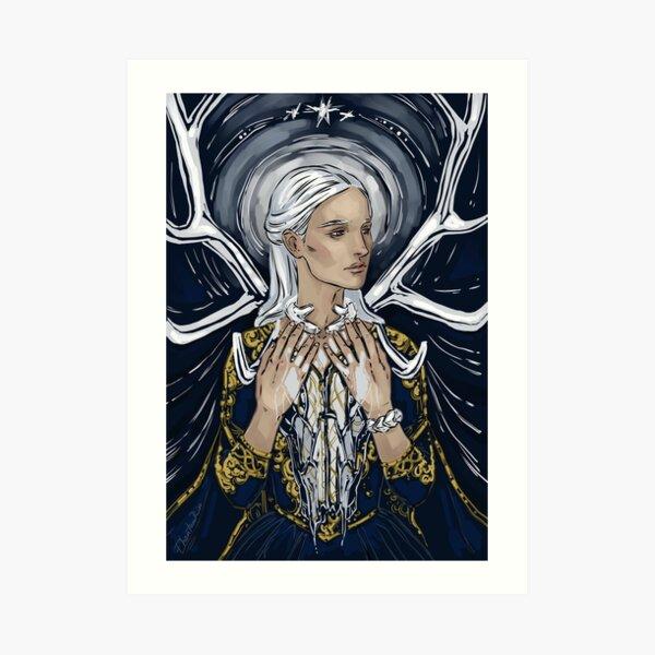 Sankta Art Print