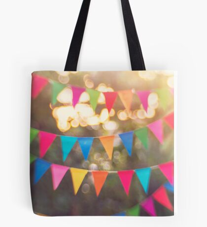 Let the celebrations begin! Tote Bag
