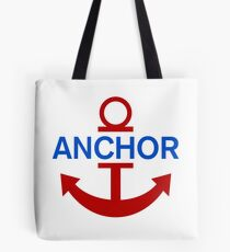 Luffy Anchor Tote Bag