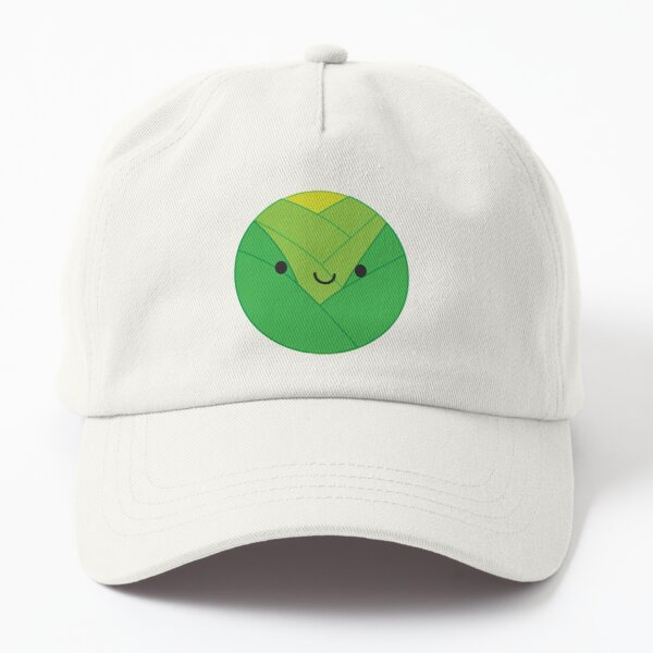 Kawaii Brussels Sprout / Cabbage Dad Hat