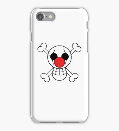 Buggy Jolly Rogger iPhone Case/Skin