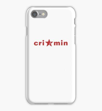 Crimin Brand iPhone Case/Skin