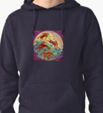 hares today Pullover Hoodie