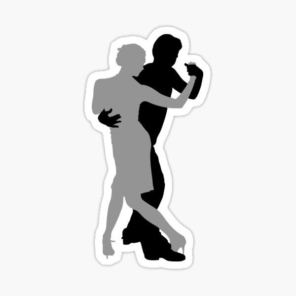 Tango1 Sticker