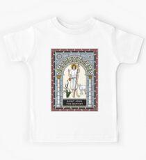 Johannes der Täufer unter BUNTGLAS Kinder T-Shirt
