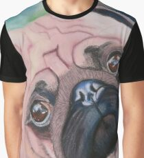 Irresistible looking Mops Graphic T-Shirt