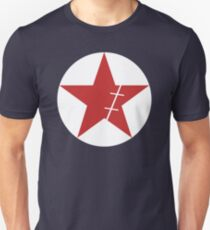 Zoro Crimin Star Unisex T-Shirt