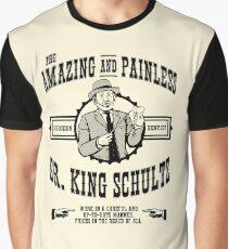 Dr. King Schultz Graphic T-Shirt