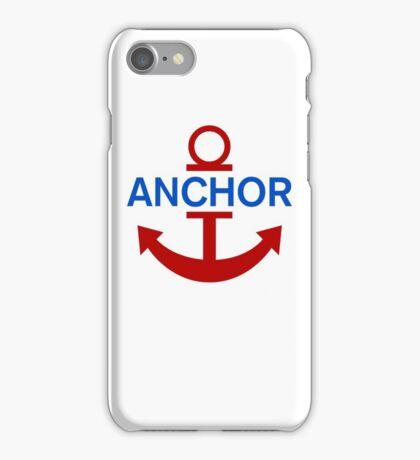Luffy Anchor iPhone Case/Skin