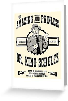 Dr. King Schultz by Olipop
