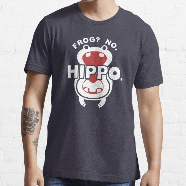 Frog?  No. Hippo. Essential T-Shirt
