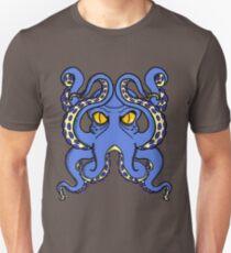 Graphic Octopus (Blue) Unisex T-Shirt
