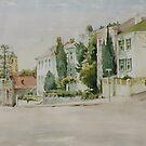 St John Street by Muriel Sluce by Wendy Dyer