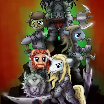 Dethklop in Armor by Dethklop