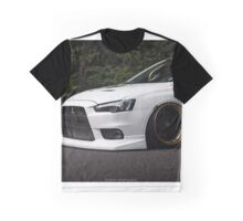 Front End Evo X Graphic T-Shirt