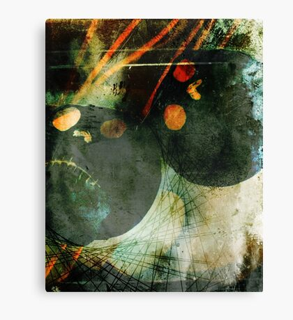 Opposition Canvas Print