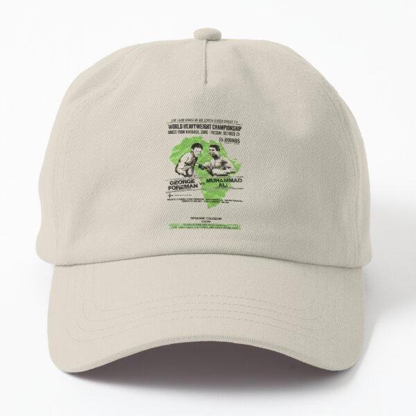 Rumble In The Jungle [Worn Look] Dad Hat