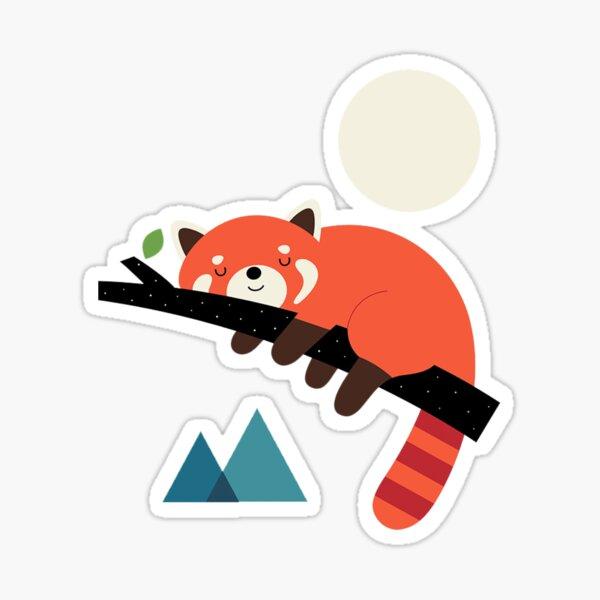 Giant panda T-shirt Red panda Art Drawing Sticker