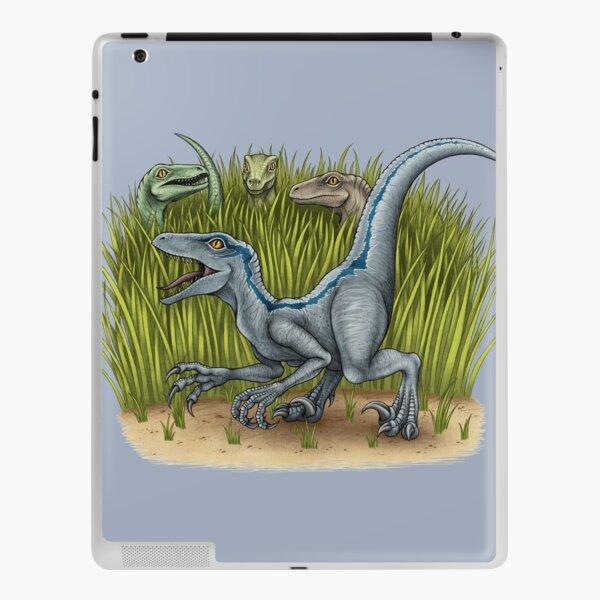 Jurassic World Velociraptors iPad Skin
