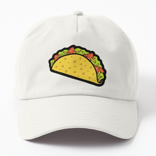 It's Taco Time! In Pink! Dad Hat