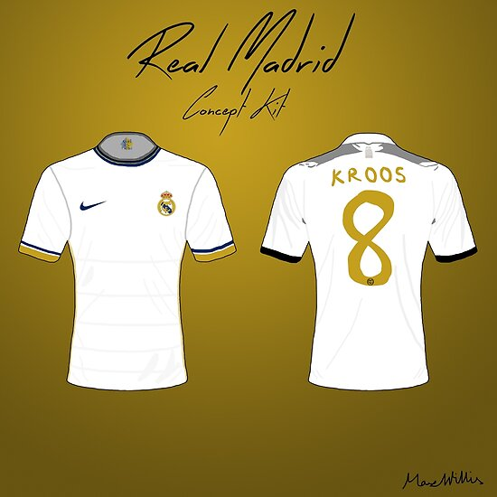 668f3774b32 Real Madrid Nike Concept Kit
