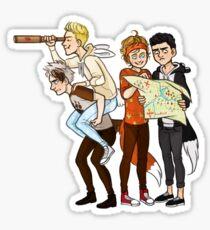 5SOS Lost Boys Sticker