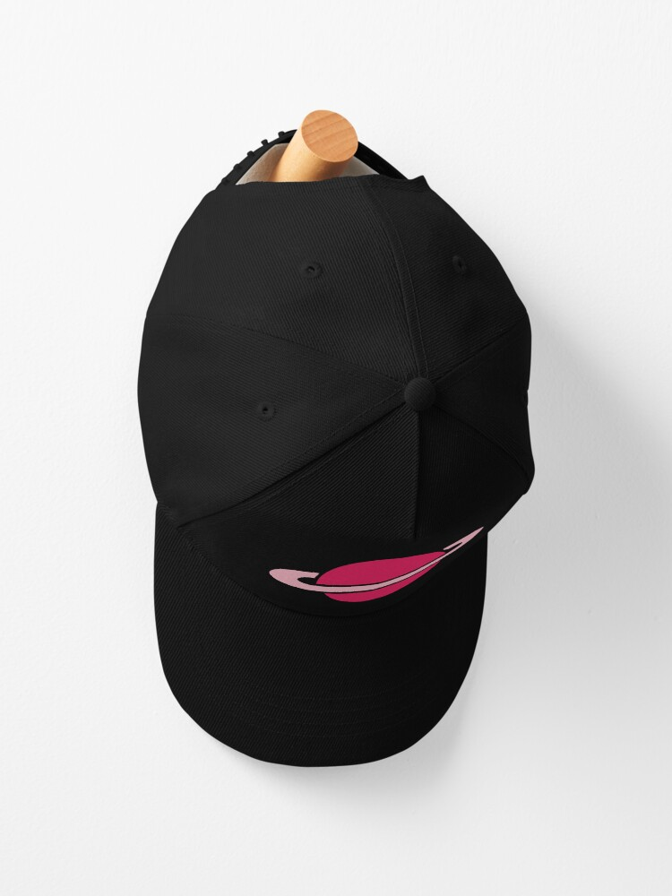 Alternate view of Neon Space Planets Pattern Cap