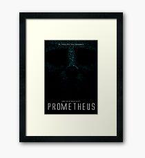 PROMETHEUS Framed Print
