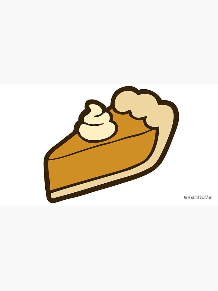 Pumpkin Pie Pattern by evannave