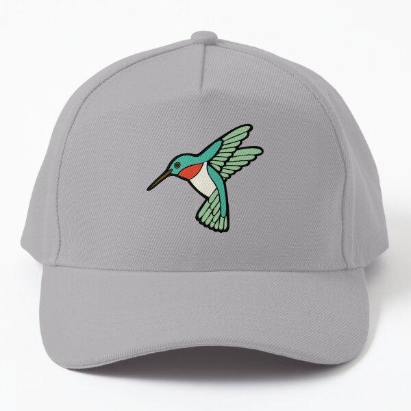 Hummingbird Pattern  Baseball Cap