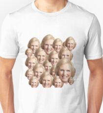 Mary Berry Print  T-Shirt