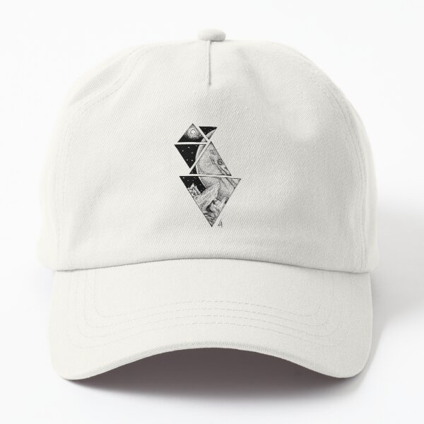 THE SPACIAL TRIANGLE Dad Hat