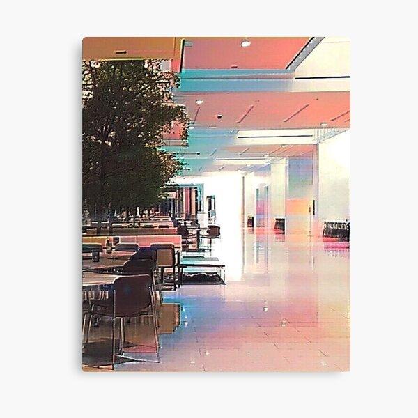 dream cafe Canvas Print