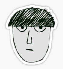 Psycho Helmet - Mob Psycho 100 Sticker