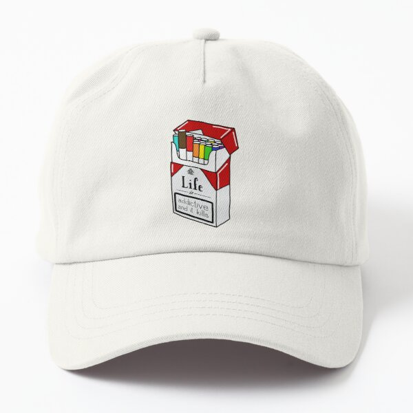 Strange Addiciton   N°2 Dad Hat