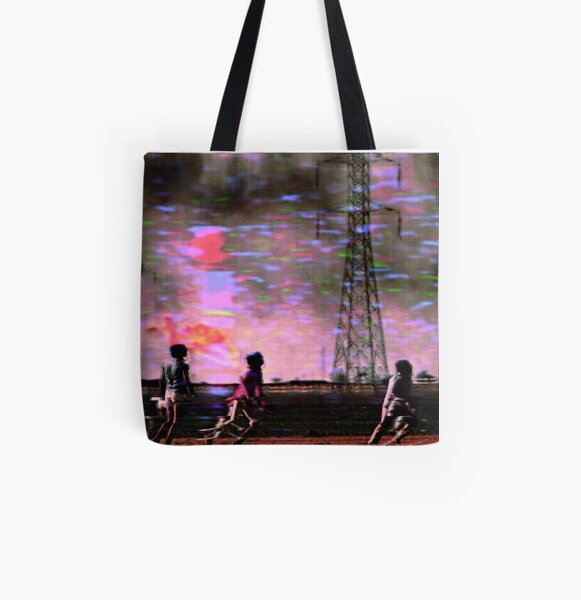 UV EXPLOSION All Over Print Tote Bag