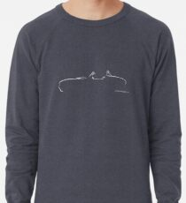 Profile Silhouette AC Cobra - white Lightweight Sweatshirt